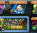 Treasure War