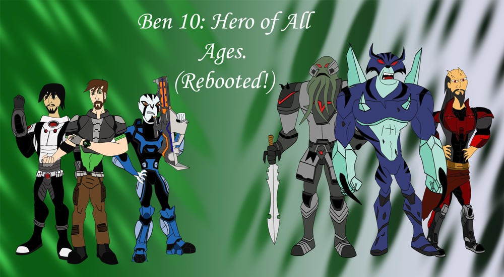 Ben 10 hero of all ages ben 10 fan fiction create your own
