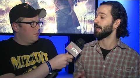 The Last Of Us™ IGN Interviews Neil Druckmann (HD)