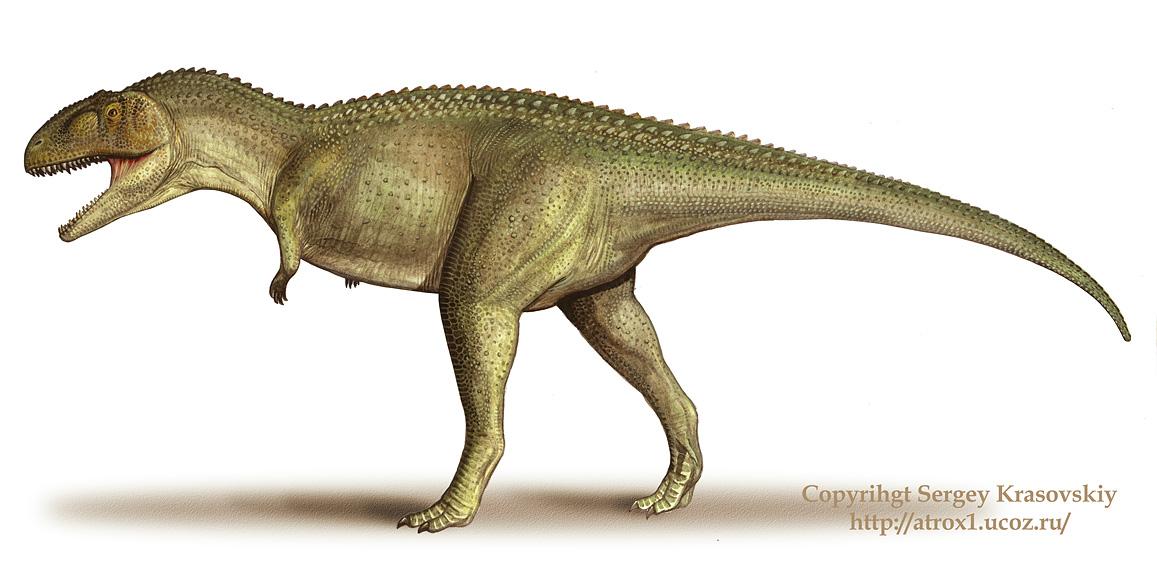 Tarascosaurus by atrox...