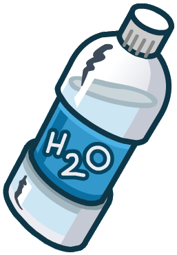 Image - Bottle of H20.PNG - Club Penguin Wiki - The free, editable ...
