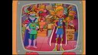 Patti Mayonnaise - Disney Wiki Quailman And Patty Mayonnaise