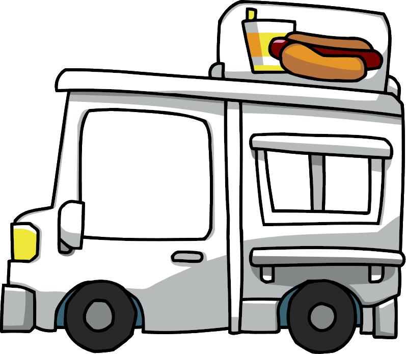 Food Truck Clip Art Food Truck Clip Art