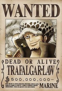 trafalgar law wiki