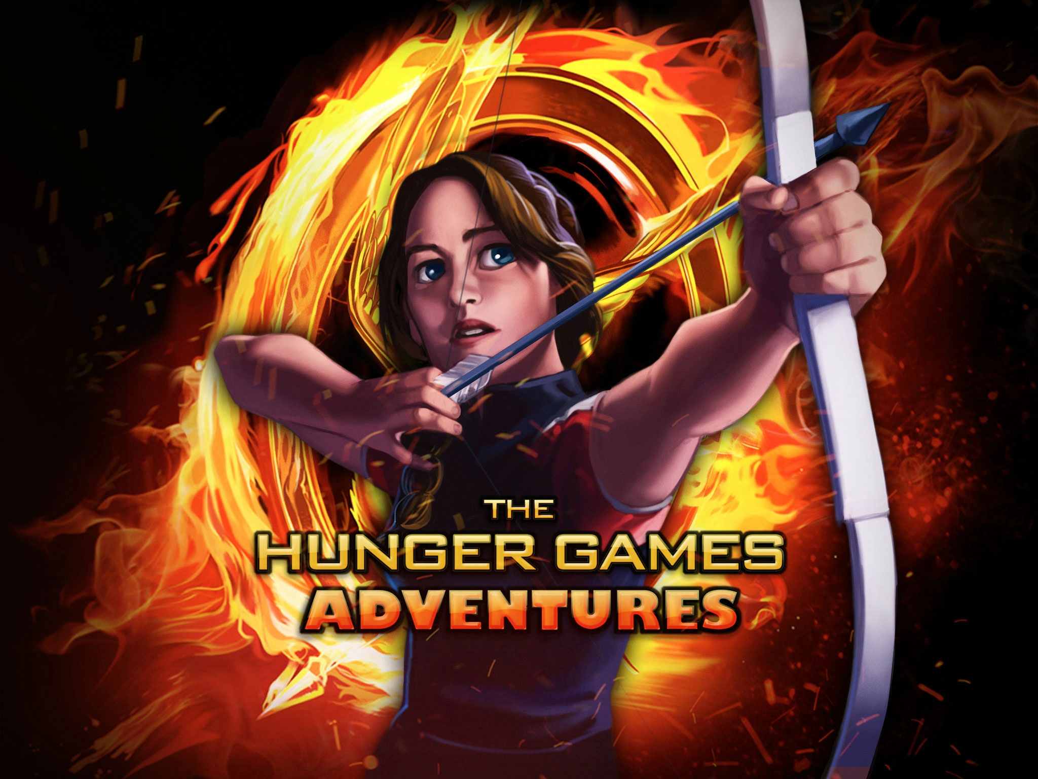 The Hunger Games Games - The Hunger Games