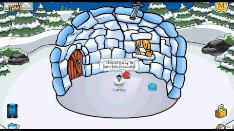 How To Hack Mascots On Club Penguin
