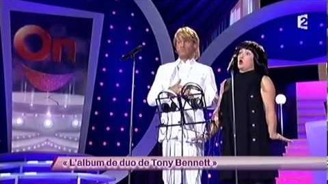 L'album de duo de Tony Bennett