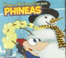 Phineas and Ferb (magazine)/Winter 2012