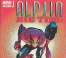 Alpha: Big Time Vol 1 0.1