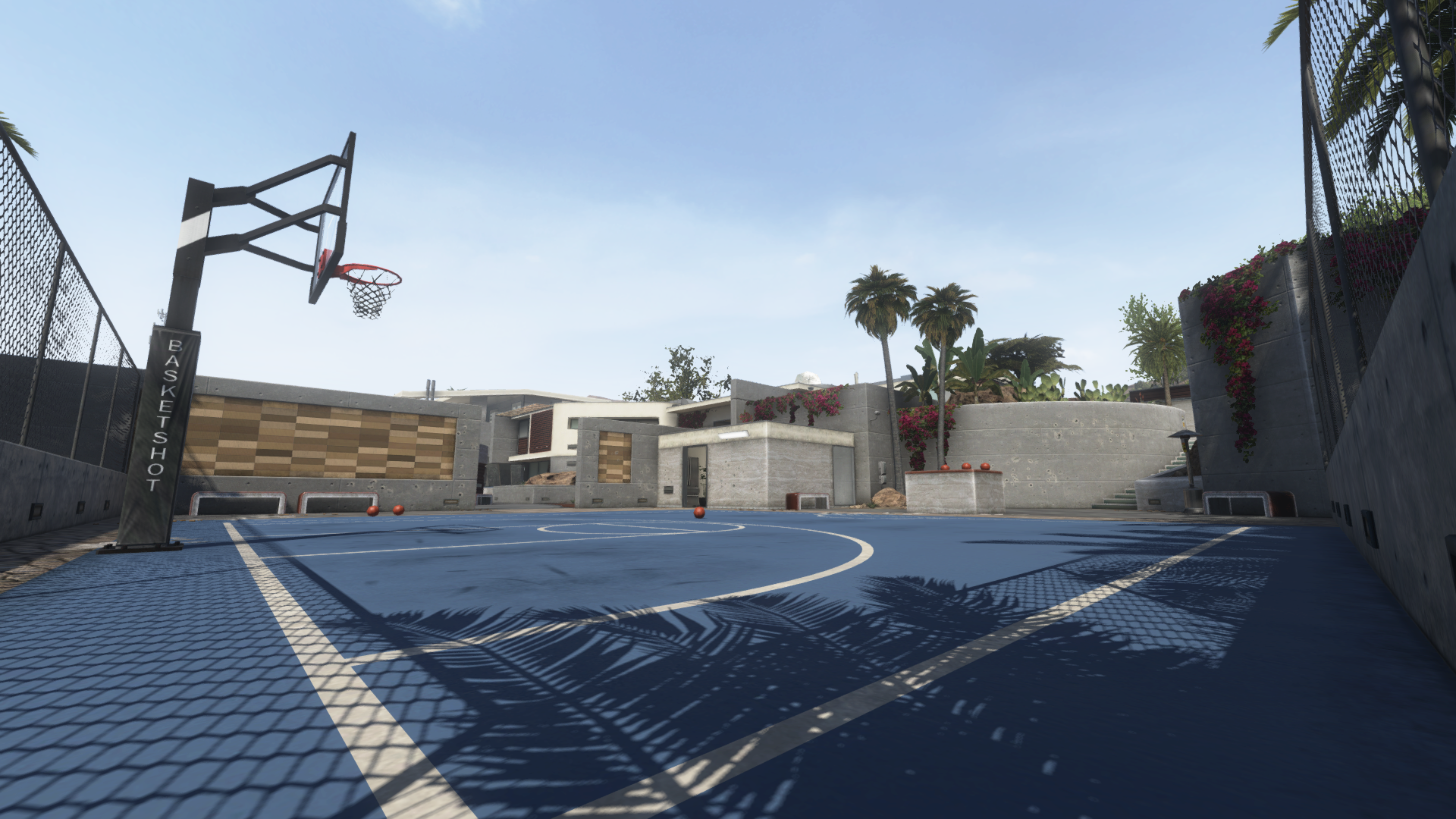 Image - Raid basketball court BOII.png - The Call of Duty ...