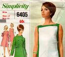 Simplicity 6405 B