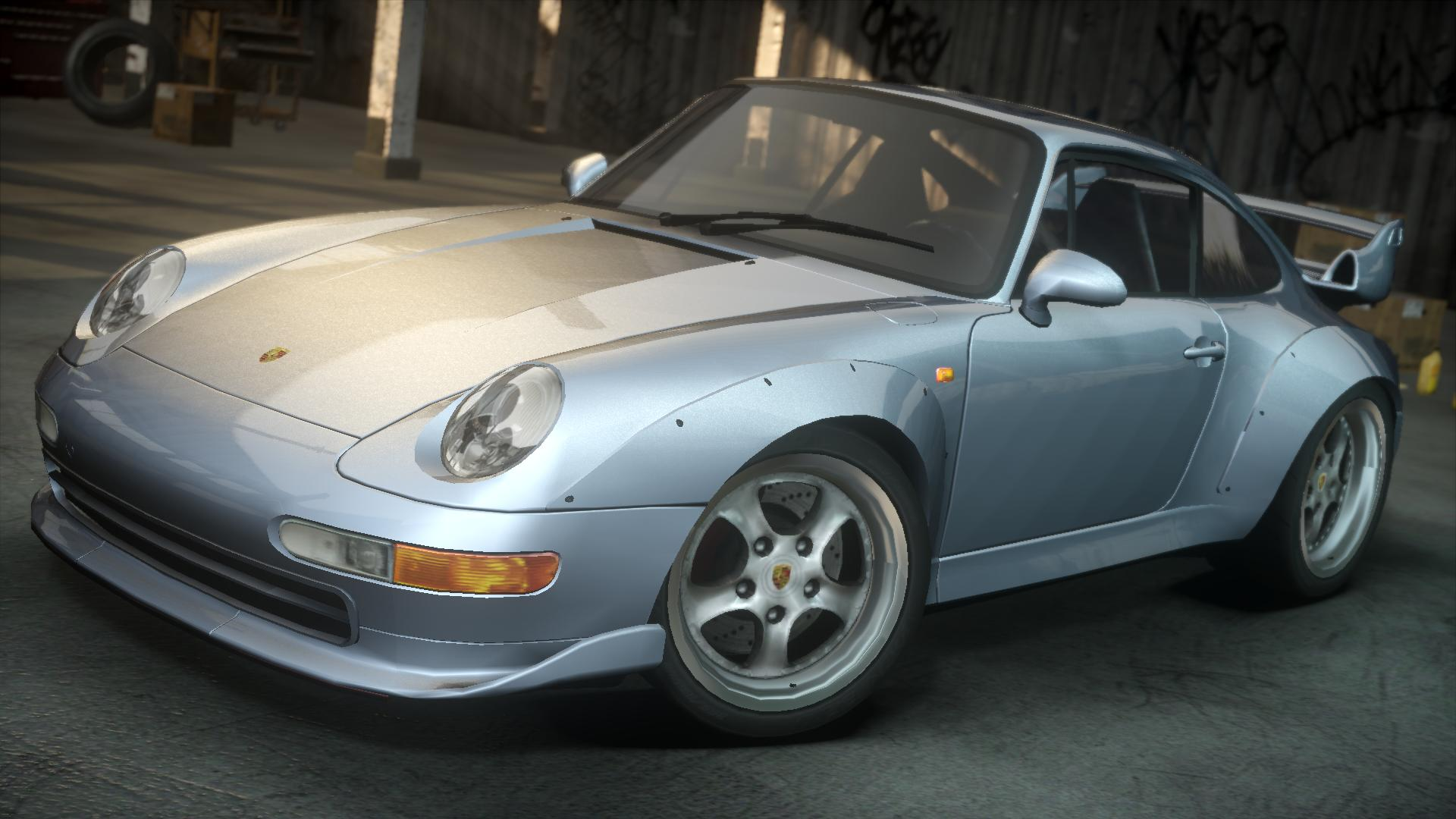 porsche 911 gt2 993 at the need for speed wiki need for speed series info. Black Bedroom Furniture Sets. Home Design Ideas