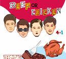 Beef or Chicken? (Teriyaki Boyz album)