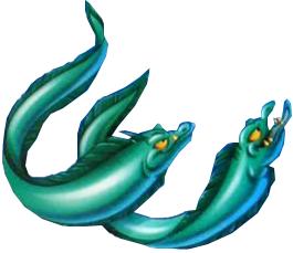 flotsam and jetsam the little mermaid wiki