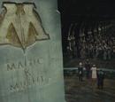 Bataille au ministère de la Magie