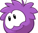 Puffle Violet