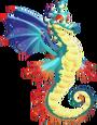Seahorse Dragon 3