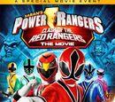 Power Rangers Samurai: El choque de los Rangers Rojos (La película)