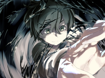 Anime Little Kid Boy Black Hair Hair Anime Boys Black Hair