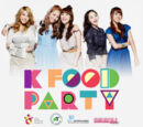 K-food Party - Wonder Girls
