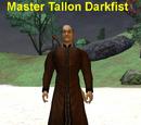 Master Tallon Darkfist