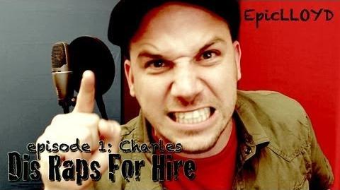 Dis Raps For Hire - Episode 1