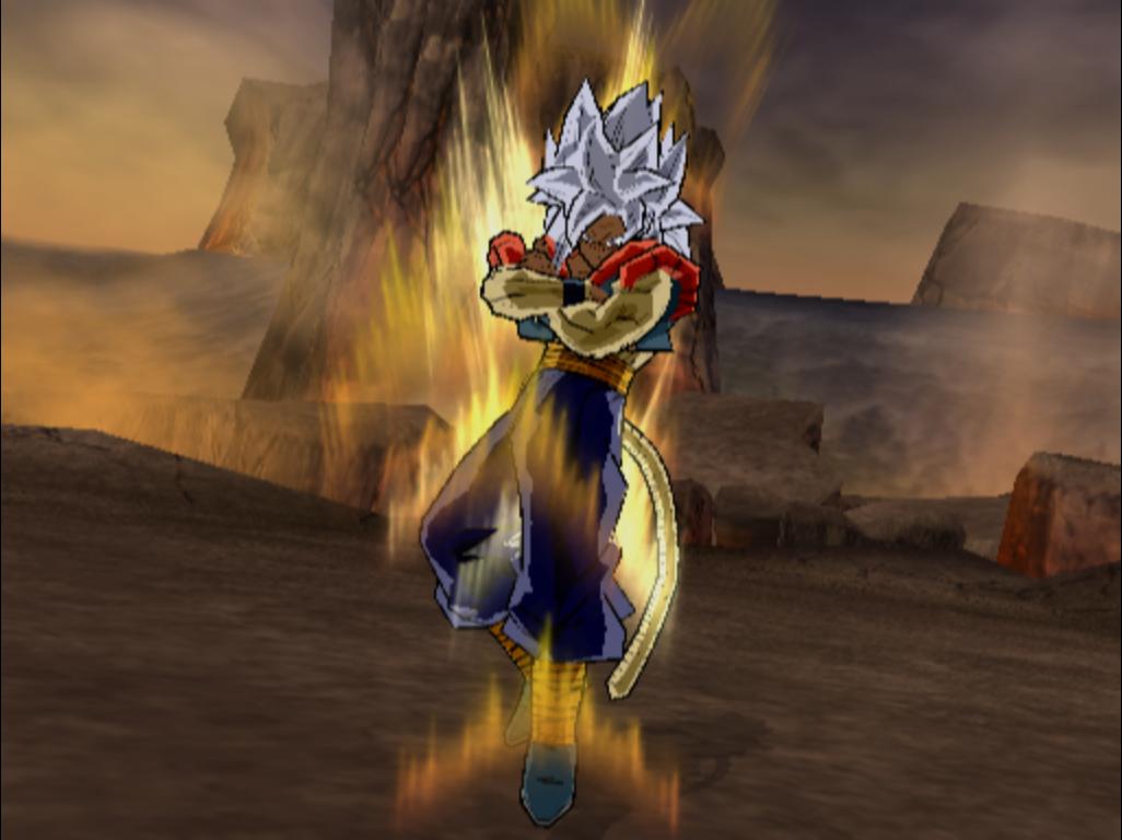 Dragon Ball Z Info Tentang Gogeta