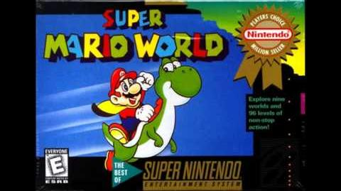 Super Mario World (disambiguation)