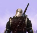 Espadas de acero de The Witcher 2