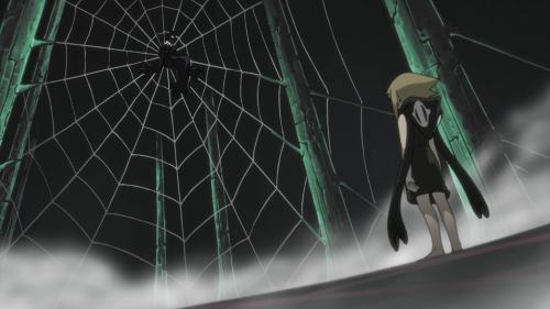 Soul Eater Arachne And Giriko Bild - Medusa trifft A...