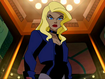 Image of Black Canary-2