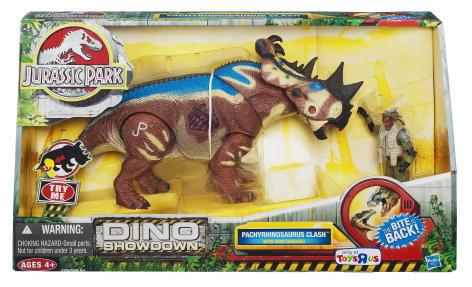 pachyrhinosaurus jurassic park  Jurassic Park Pachyrinosaurus toy was