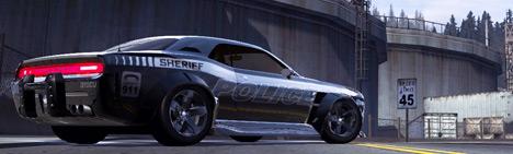 Challenger Concept Car Image Car Dodge Challenger