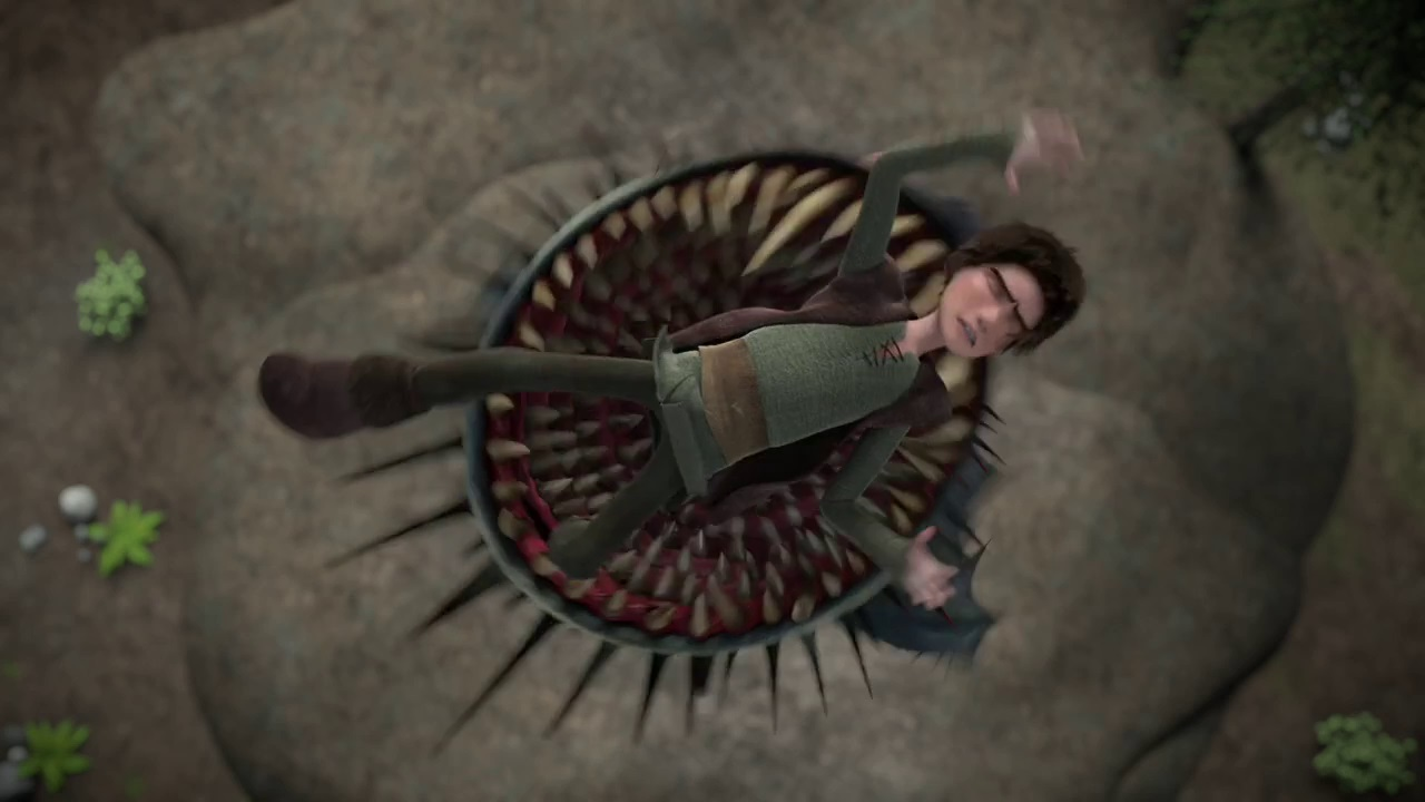 how to train your dragon whispering death episode
