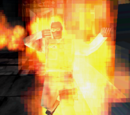 Flaming Enemy