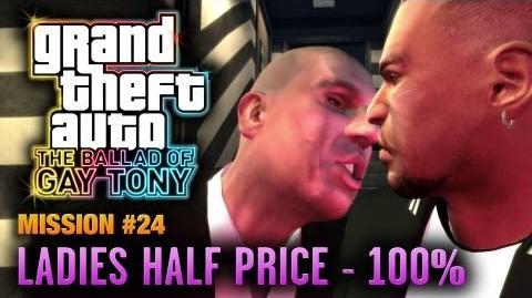 Grand Theft Auto: The Ballad of Gay Tony Wikipédia