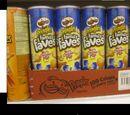 Pringles White Cheddar Pop