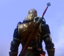 Espadas de plata de The Witcher 2