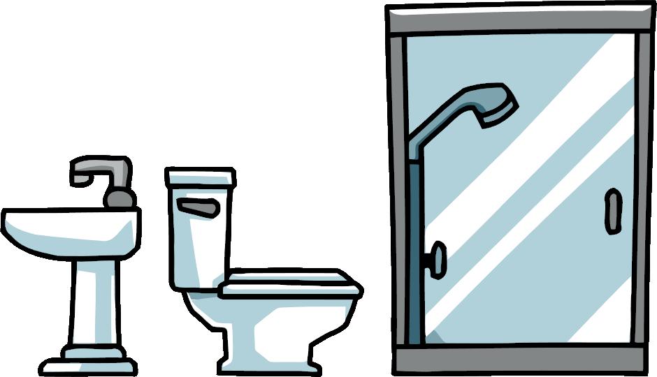 Image scribblenauts wiki - Image of bathroom ...