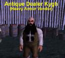 Heavy Armor Vendor