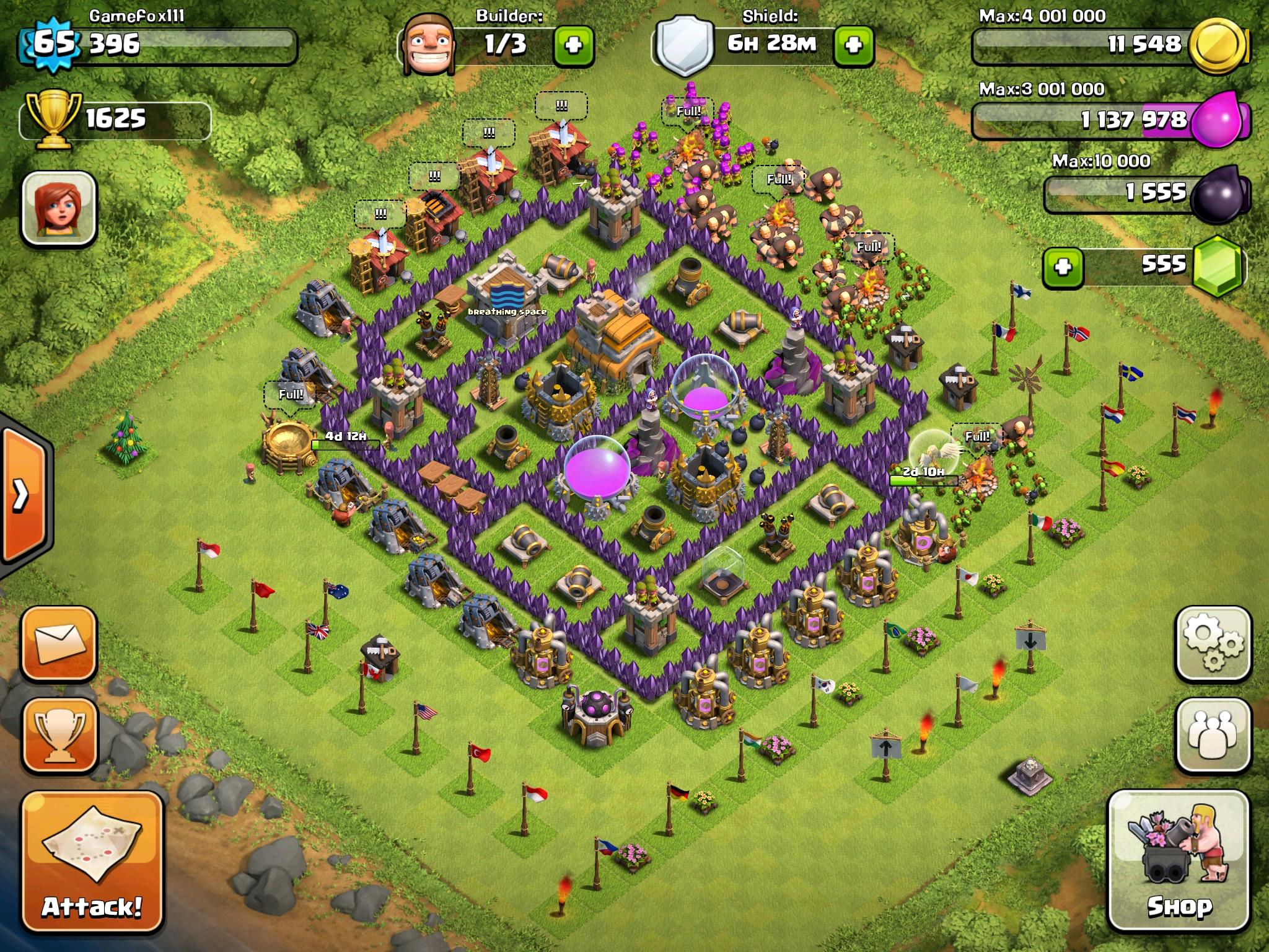 Defending Your Village