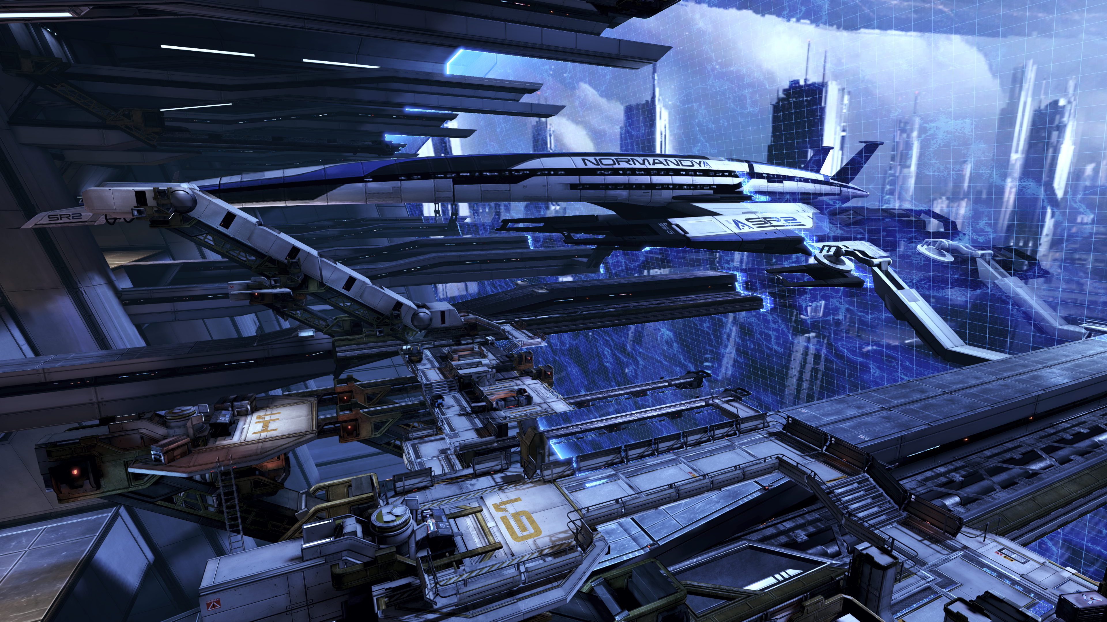 Mass Effect Citadel Wallpaper Citadel Normandyjack