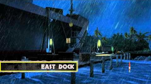 Jurassic Park The Game - Teaser Trailer East Dock