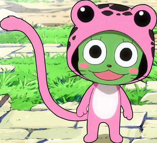 Fairy Tail Frosch