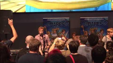 Free Realms - The Dares Rock E3 2009!