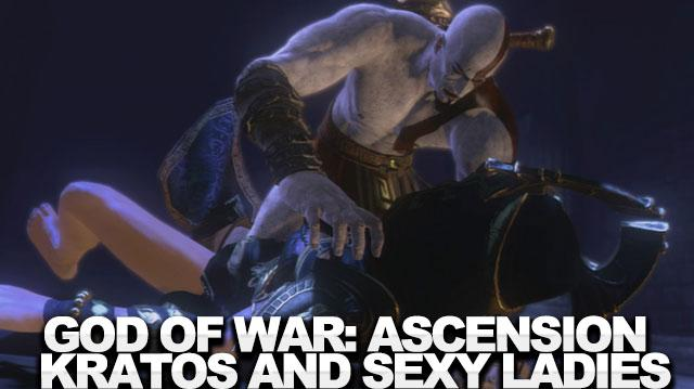 God of War Ascension - Kratos and the Naked Ladies