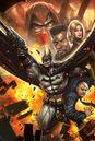 Batman Arkham Unhinged Vol 1 12 Textless.jpg