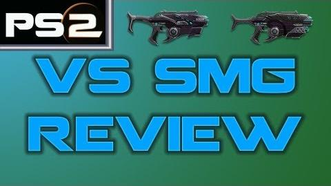 Planetside 2 - Vanu Sovereignty SMG review - Mr. G4F