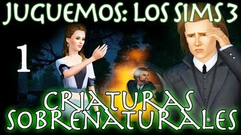 Juguemos Los Sims 3 Criaturas Sobrenaturales (Parte 1 Review) Let's Play en español