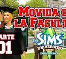 Los Sims 3 Movida en la Facultad (Serie)